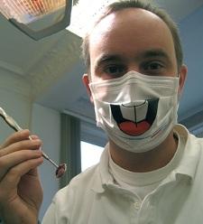 dentista crianças